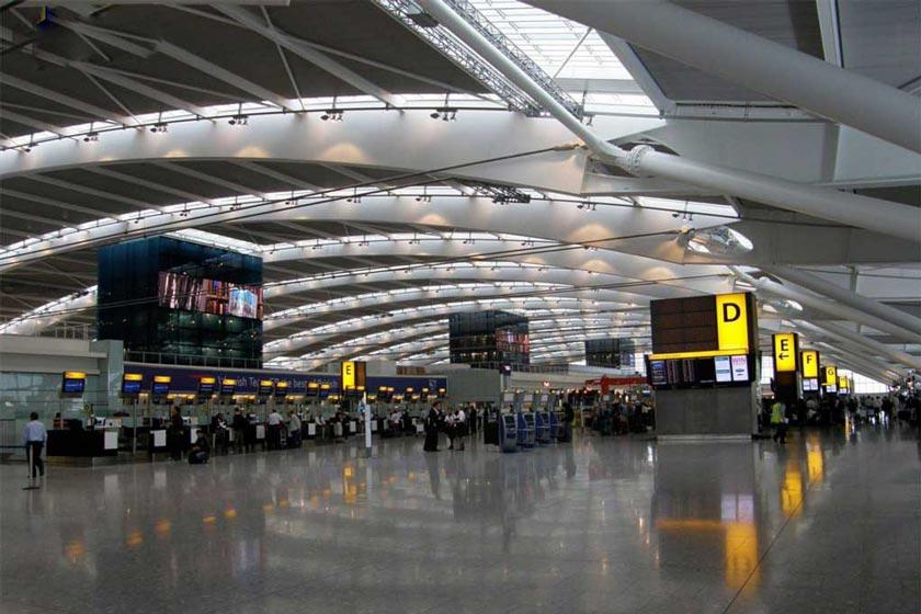 خدمات فرودگاه کیش