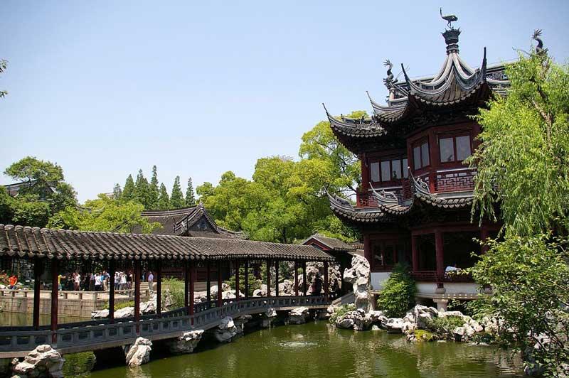 جاذبه های دیدنی شانگهای