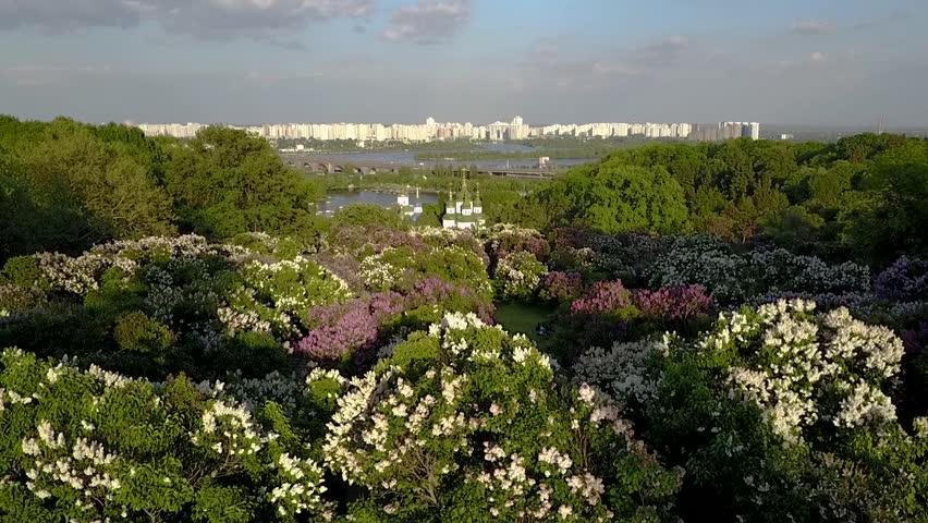 باغ گیاه شناسی از جاذبه های دیدنی کیف