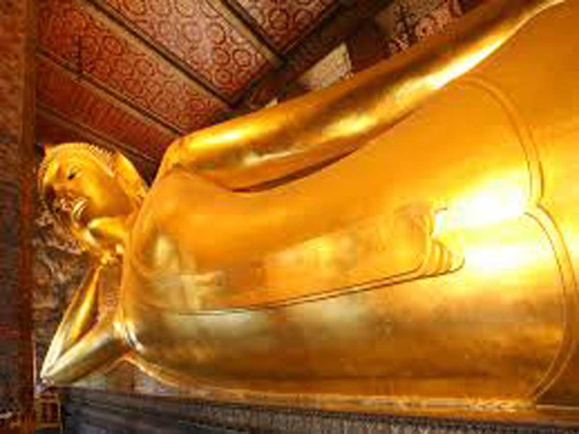 معبد بودای خمیده