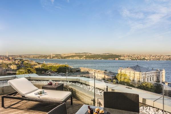 امکانات هتل سوئیس اوتل د بوسفوروس استانبول