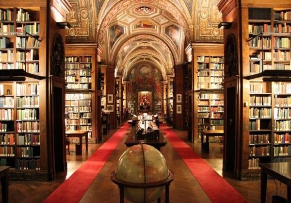 برترین کتابخانه ها در جهان