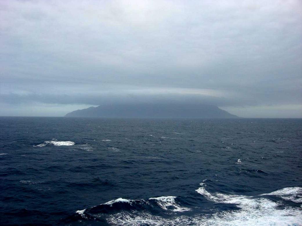 مشخصات اقیانوس اطلس