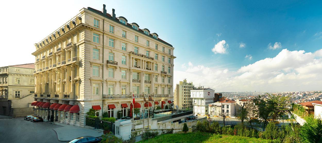 هتل پرا پالاس