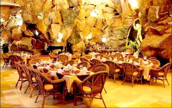 رستوران های جزیره کیش
