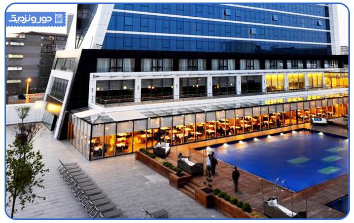 هتل تایتانیک بیزینس بایرامپاشا استانبول