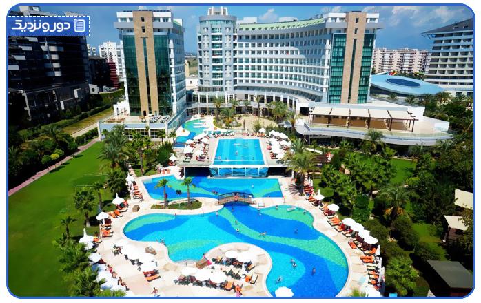 هتل شروود بریزز ریزورت آنتالیا