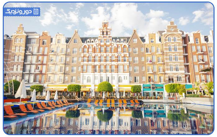 هتل اورنج کانتی ریزورت آنتالیا