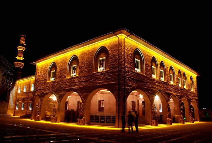 مسجد حاجی بایرام انکارا