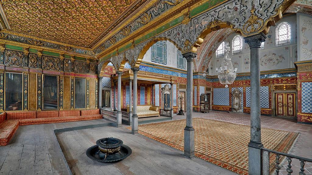 کاخ توپقاپی
