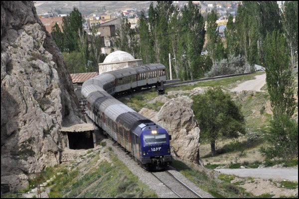 راه اهن استانبول
