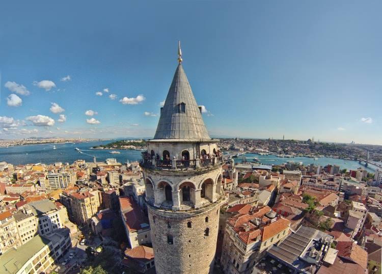 راهنمای گردش استانبول