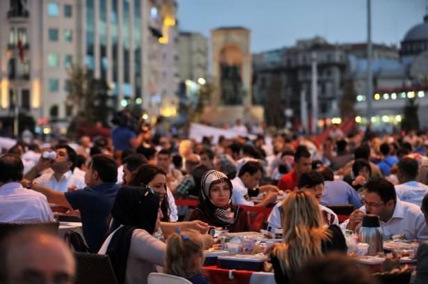 استانبول در ماه رمضان