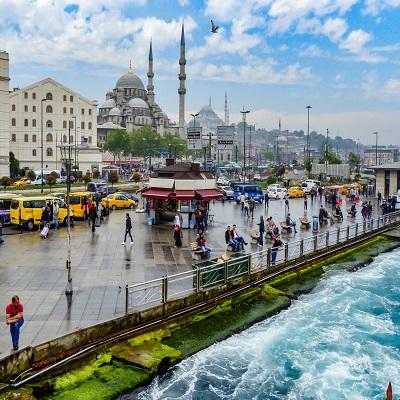 اثار باستانی شهر استانبول