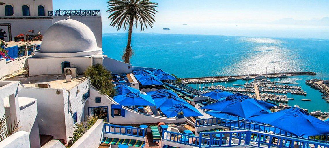 مکان های دیدنی تونس