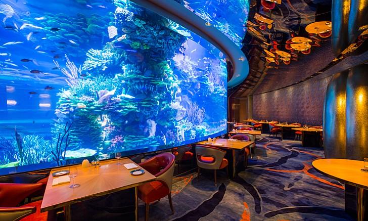 زیباترین رستوران های دبی