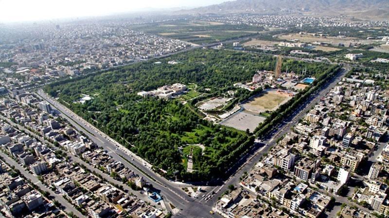 دگرگونی شهر مشهد در 40 سال اخیر