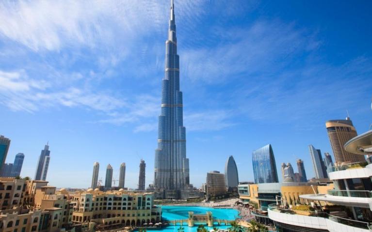 درباره شهر زیبای دبی