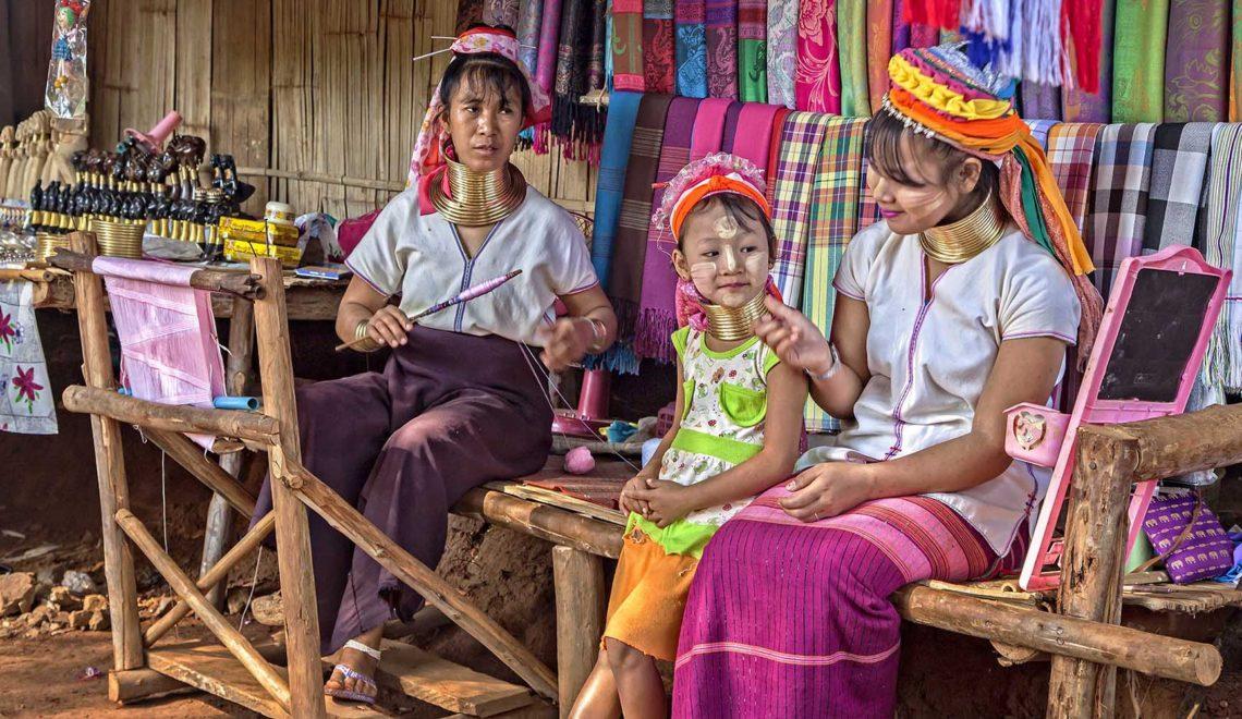 معرفی روستاهای تایلند