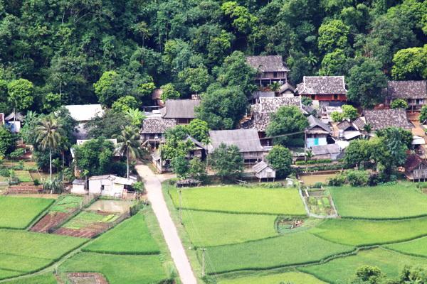 روستای کوپانی از روستاهای تایلند