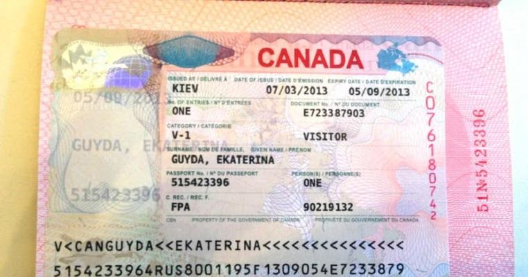 سفر به کانادا و اخذ ویزای ترانزیت آمریکا