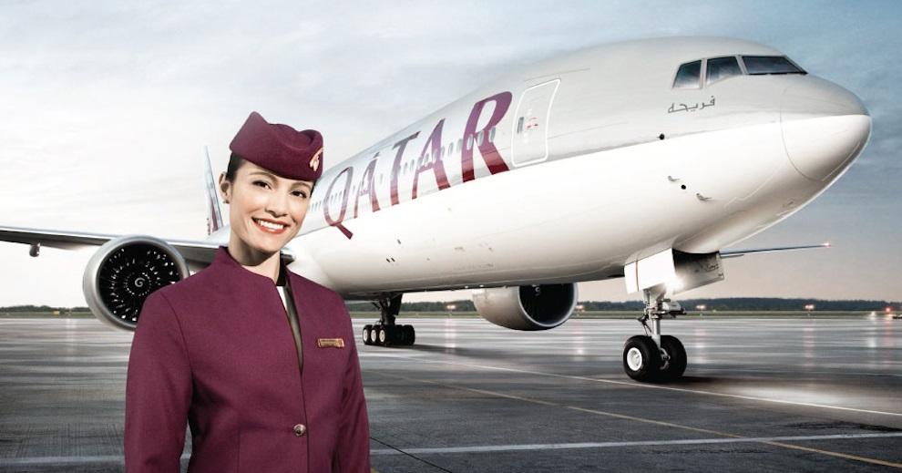 بهترین ایرلاین هواپیمایی بین ایرلاین های امارات و قطر