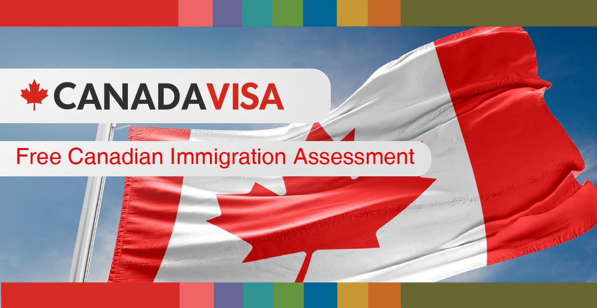 مراحل اخذ ویزای کانادا