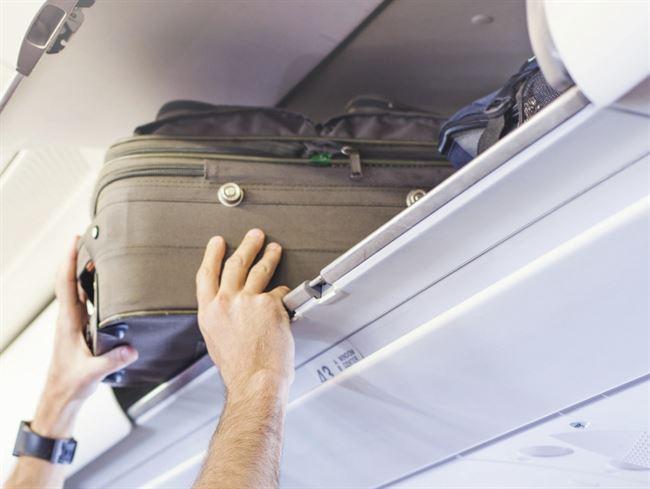 میزان حمل بار در کابین هواپیما