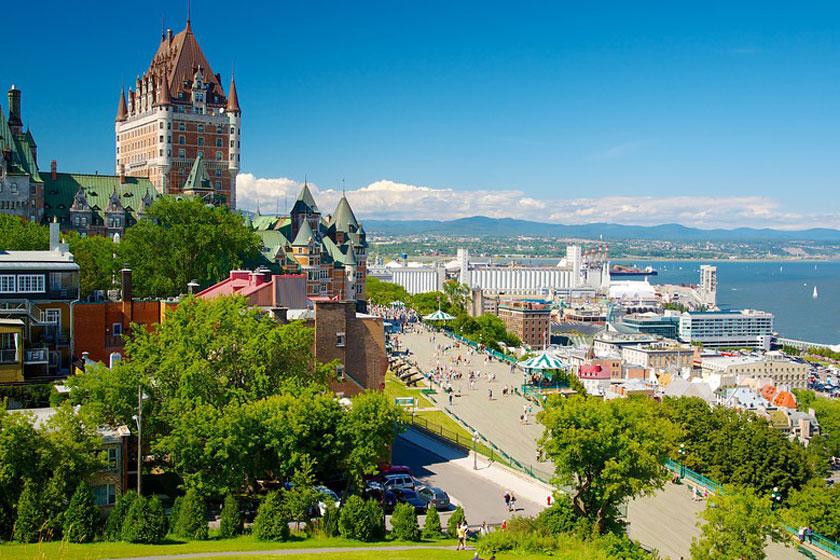بهترین زمان سفر به کانادا