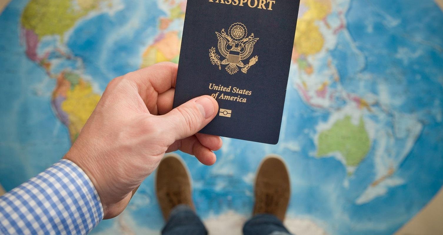 اصل خاک و پاسپورت دوم