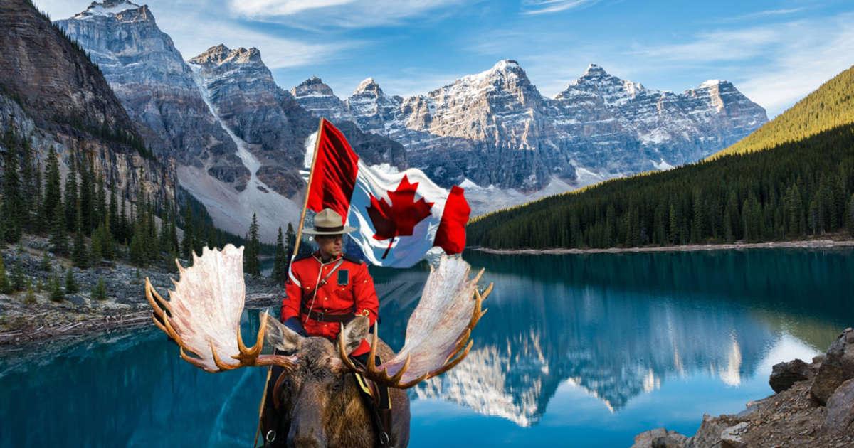 سفر به کانادا با گرین کارت
