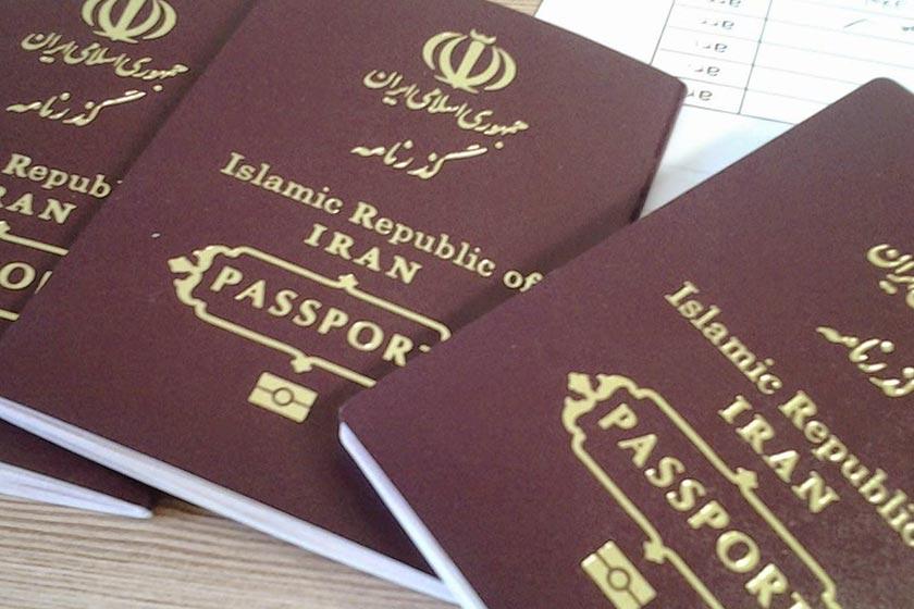 سفر با پاسپورت ایرانی