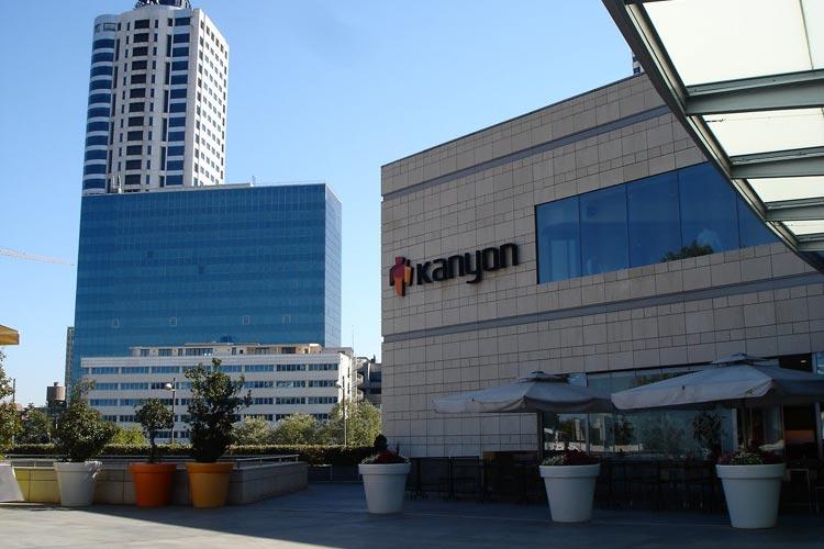 کانیون از مهم ترین مراکز خرید استانبول