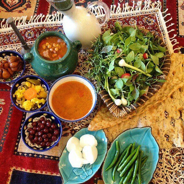 غذاهای سنتی و محلی مشهد