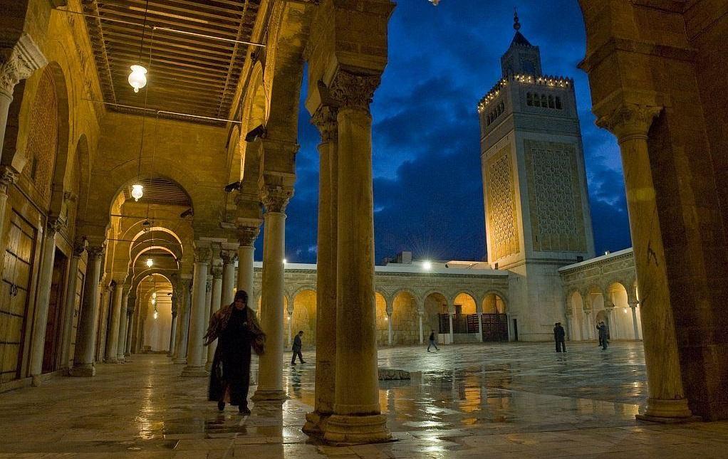 مسجد جامع پاتانی یکی از مهمترین جاذبه های دیدنی پاتانی