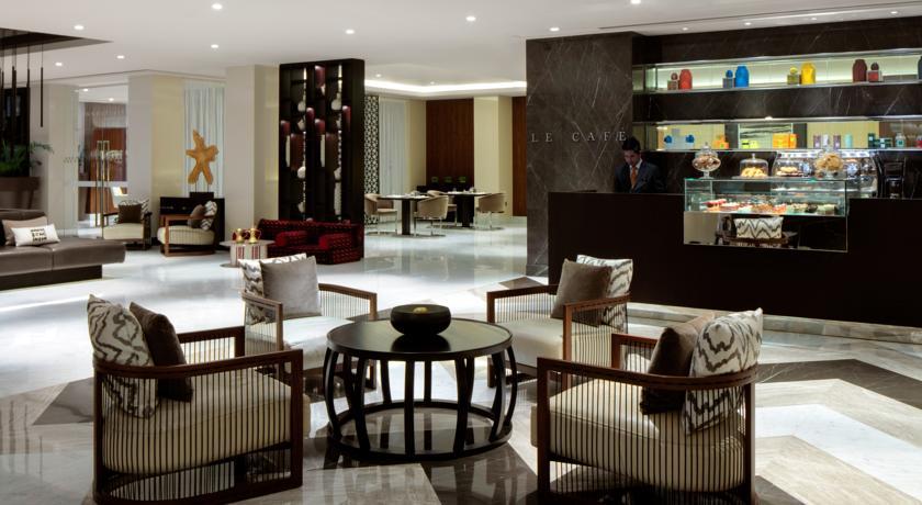 دیگر امکانات هتل پولمن دیره دبی