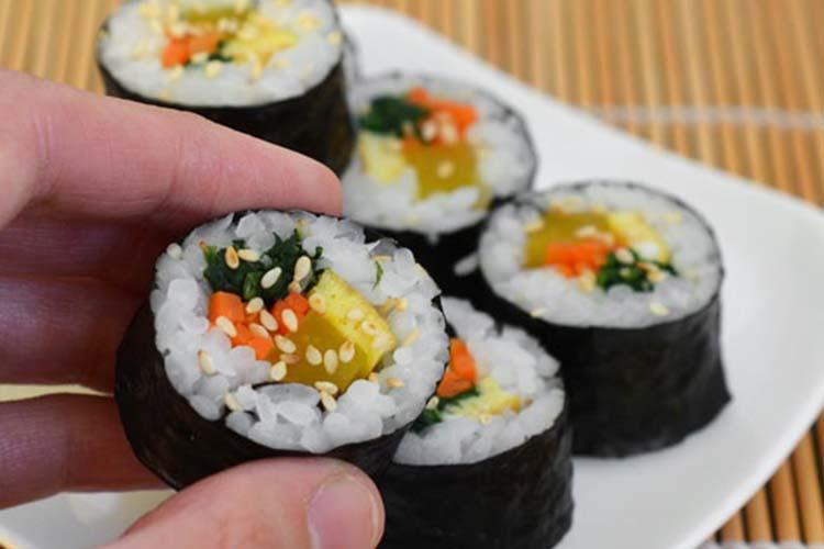 معروف ترین غذا های ژاپن