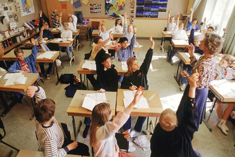 فرهنگ مردم سوئد