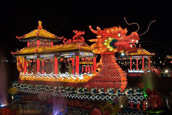 فستیوال های چین