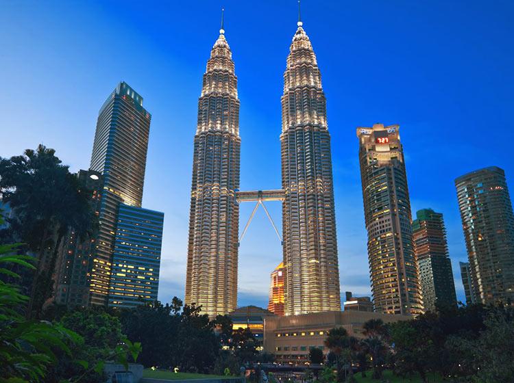 اب و هوای مالزی