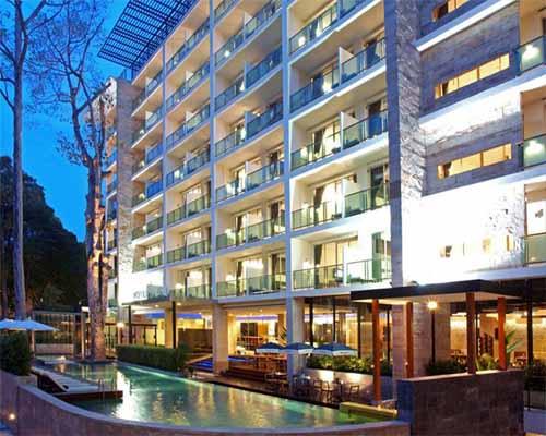 هتل های معروف در پاتایا