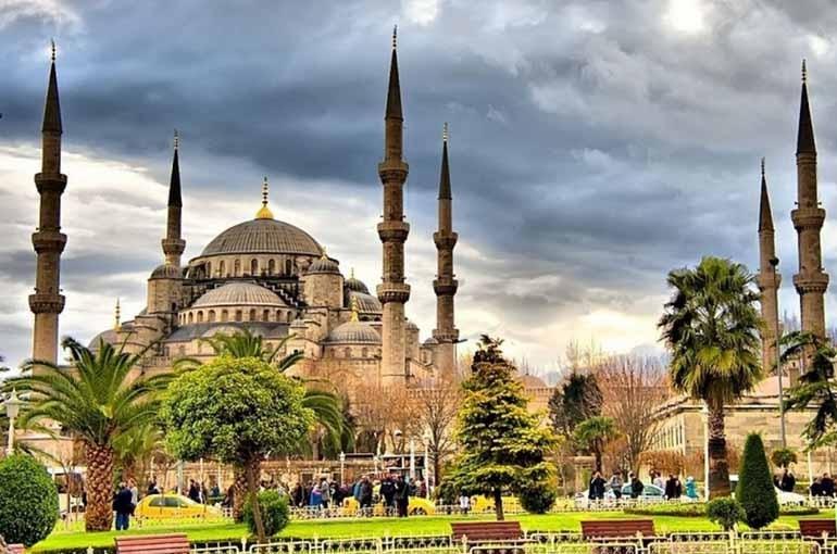 بیشترین مسافران کشور ترکیه