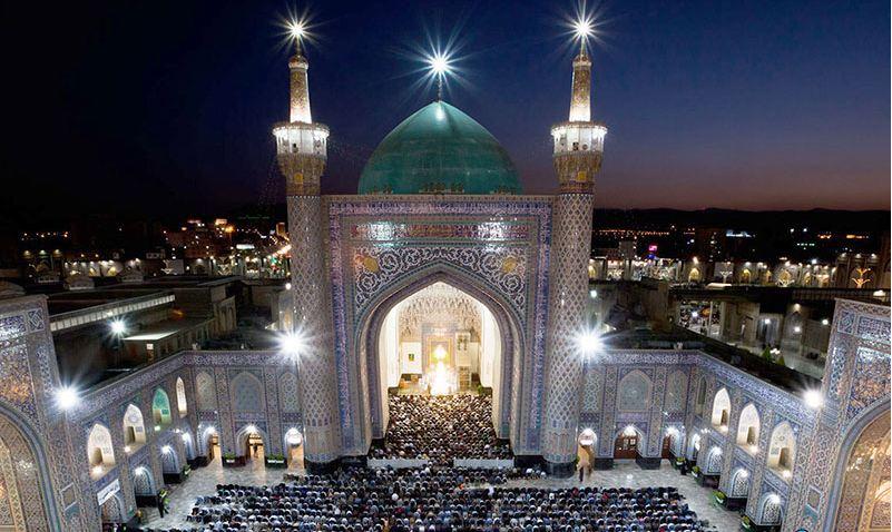 تارخچه مذهبی مشهد