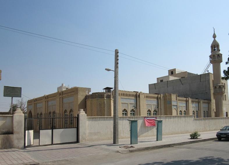 مسجد جامع دلگشا بندر عباس