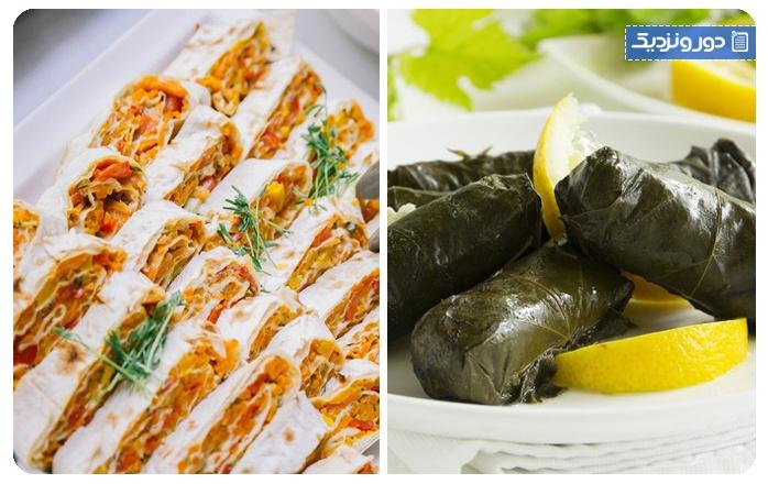 غذاهای سنتی ارمنی
