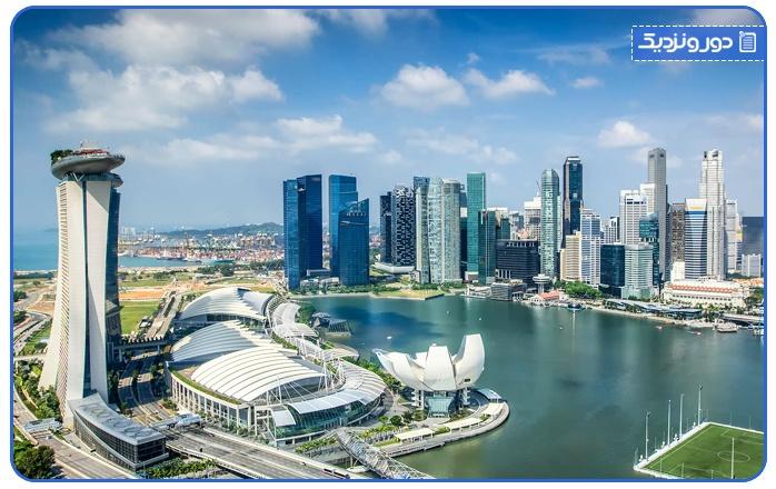 این جاذبه های گردشگری سنگاپور را از دست ندهید