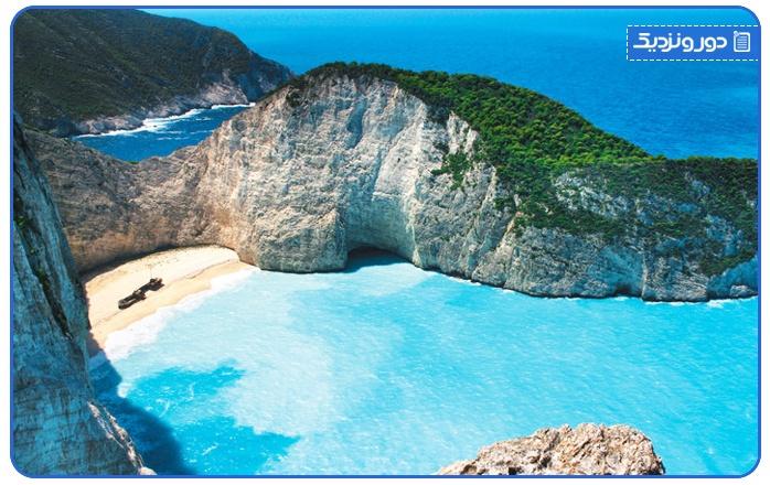 سوغاتی غیر قانونی زیباترین جزایر جهان