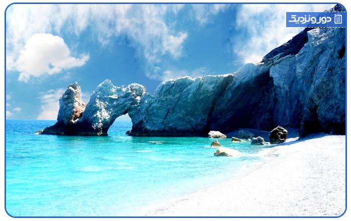 سوغاتی غیر قانونی از زیباترین جزایر جهان