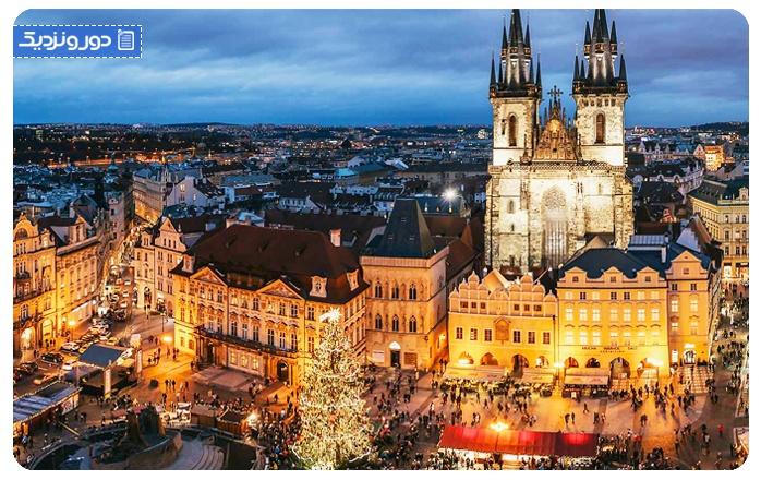 جاذبه های گردشگری پراگ ، پایتخت جمهوری چک