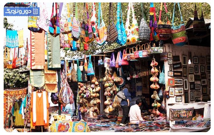 بهترین بازار در دهلی قدیم